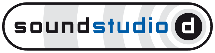 Logo, soundstudio d